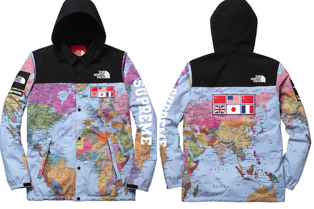 Northface-Supreme